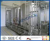 SUS304 10000LPD Industrial Yogurt Making Machine For Yogurt Making Process