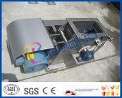 SUS 304 High Automatic Electric Apple Crusher / Apple And Fruit Crusher Hammer Type