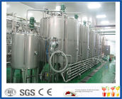 Industrial Beverage Production Line Tea Drink Making Machine Customized Design