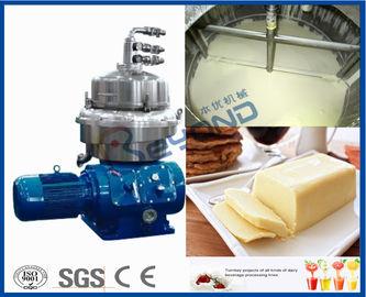 バター作成プロセスのための機械を作る包む機械/バターミルクにバターをつけて下さい